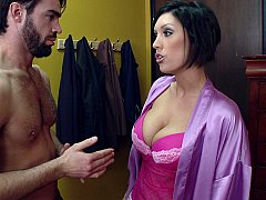 Dylan Ryder, Charles Dera  My husband can't sleep when you fuck