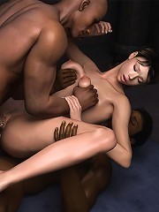 3d Priestess In Skirt Penetrated In Throat By Lord^3d Interracial Mix 3d Porn Sex XXX Free Pics Picture Gallery Galleries