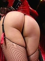 Cabaret TS Danni Daniels owns Christian