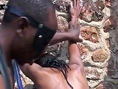 African Sex Slave Gets Pussy Teased Free Porn 1c Xhamster