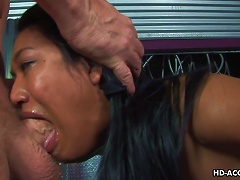 Such An Aggressive Blowjob By Lyla Lei