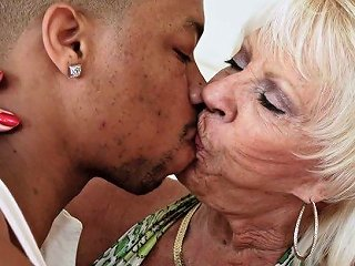 Young Black Dude Fucks Old Bitch With Big Boobs Mandy Mcgraw