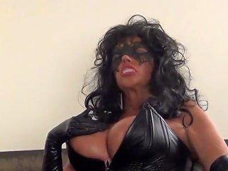 Mistress Samantha Straps It On