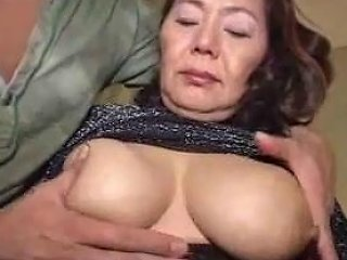 Fantastic Asian Granny