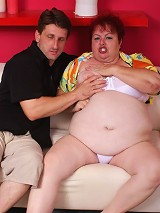 Margaret has a fat cushioned cunt that constantly craves for a cock to cram into her hole live