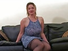 Blonde Fat Mature Gets Fucked By Two Black Dudes Porn 31