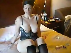 Busty Slutty Wife Group Sex Party