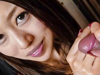 Hottest Japanese Chick An Yabuki In Fabulous Jav Uncensored Blowjob Scene Txxx Com