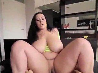 Huge Tits Latina Love Rough Fuck