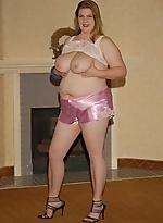 free bbw pics Big huge slut with giant...