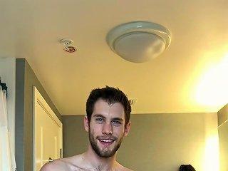 Piss And Cum In The Hotel