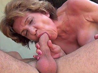 Granny In The Garden Big Tits Hd Porn Video 7f Xhamster