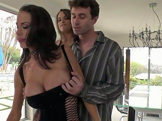 Big Bouncing Jugs And Stretched Anal Hole Of Hot Blooded Hoe Mckenzie Lee