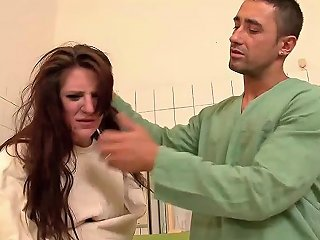A Kinky Slut Is At Dentist And The Doctor Abused Her