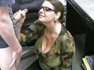 Carrie Cum Covered Glasses Free Cum Glasses Porn Video E3