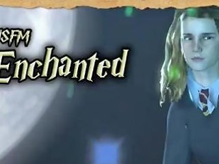 Hogwarts Enchanted Ep 3 Ginny Weasley And Harry Potter