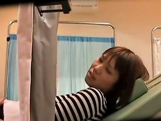 Hidden Cam Catches Asian Babe Getting A Gynecologist Exam Nuvid