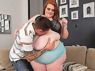 Huge Ass Ssbbw Julie Ginger Fucks Hubby Friend