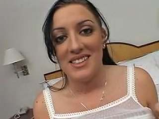 Pov Hawt Brunette Cheveux Upornia Com