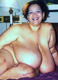 Cajun Queen is an older mama with massive tits. She wants to play, so bring a friend. She like her action spicy hot