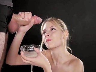 Creamy Cum Handjob 2
