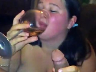 Incredible Homemade Movie With Blowjob Scenes