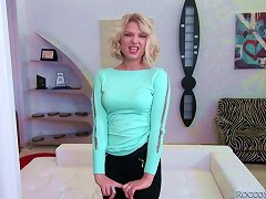 free cum video Lucy Heart gets a mouthful...