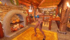 Skyrim - Sexy Dance #11