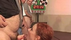 Vicious Redhead In A Suck Off Competition Free Porn F1