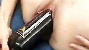 Bottle Of Wine Pussy Milf Insertion Wheelsex Free Porn 44