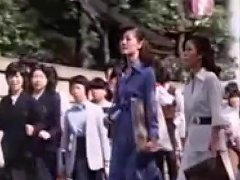 Koichiro Uno 039 S Female Gymnastic Teacher 1979