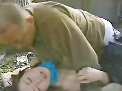 Japanese Love Story With This Little Teen Nailed By Older