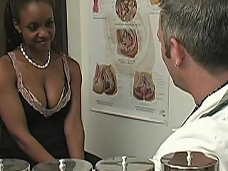 Black Milf At The Doctor Office Free Hd Porn Ee Xhamster