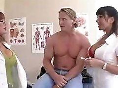 Patient Fucks Hit Busty Milf Nurse Doctor Txxx Com