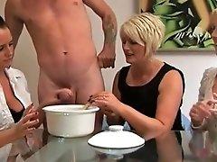 Cfnm Ladies Milk Cock For Cum Porn Videos