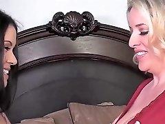 Big Titty Maggie Loves Rachel In Hot Girl Girl