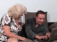 Alluring GILF Screwed By Her Young Lover Porn Videos