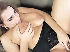 This Busty Babe Is Craving A Cock And Fucks Hard When She Gets It