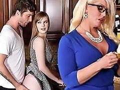 Dolly Leigh Alura Jenson In My Step Daughter's Boyfriend Badmilfs Txxx Com