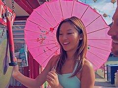 Teenfidelity Alina Li Big Trouble In Little Va'china