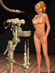 3D Blonde gets licked by Boyfriends rock dick^Digital BDSM Adult Enpire 3D porn xxx sex pics picture pictures gallery galleries 3d cartoon