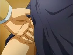 Hentai gay cock ravage in elevator and horny time