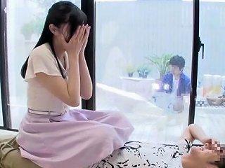Best Japanese Model In Incredible Public Jav Video