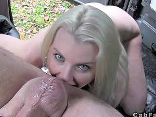 Blonde Amateur Anal Fucked In Fake Cab Porn Videos