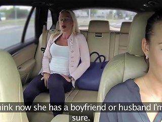 Euro Cabbie Gal Tribbing Passenger After Oral Free Porn 22