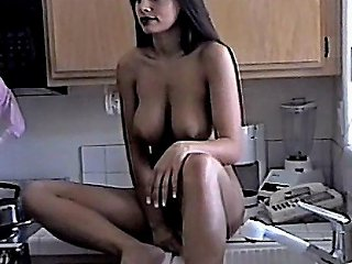Aria Giovanni Has A Stunning Body In One Of Her First Photo Shoots