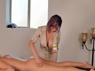 A Spoon Oil And Two Hot Women Free Two Women Porn Video 00