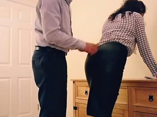 Indian Secretary Forgets About Her Husband After Getting Rough Fucked By Her Boss Hindi Sex