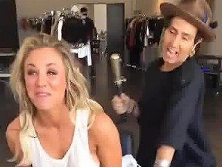 Braless Kaley Cuoco Celebrity Porn Video 38 Xhamster