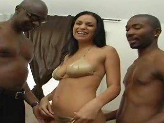 Mia Bangg Double Penetration Interracial Porn